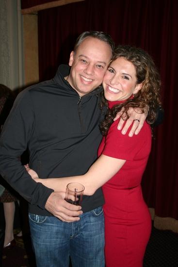 Roy Miller and Jodie Langel   Photo