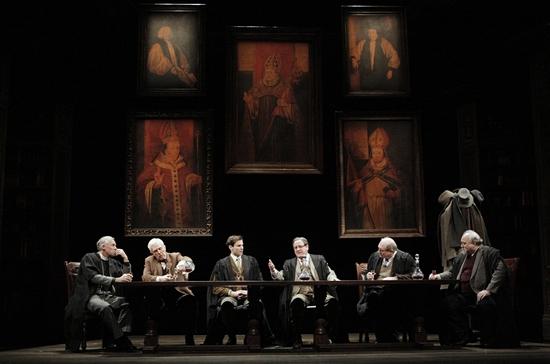 Peter Thomson, James A. Stephens, Jonas Goslow, Bob Davis, Simon Jones, and Julian Bailey