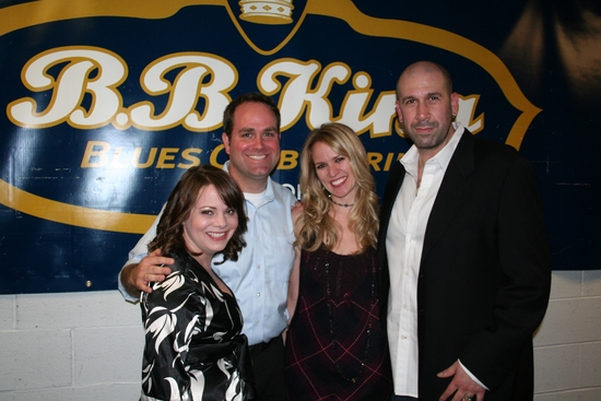 Cori Gardner (Executive Producer), Bruce Miller (Co-Producer), Lauren Kennedy (Director) and Jeremy Schonfeld (Music & Lyrics)