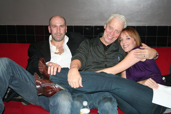 Photo Coverage: Backstage at the DRIFT Benefit
