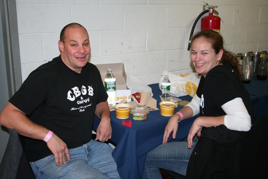 Herrick Goldman and Susan Nicaholson   Photo