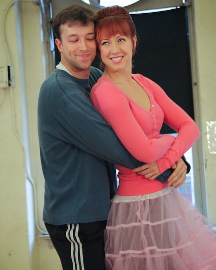 Chad Seib and Kiira Schmidt   Photo
