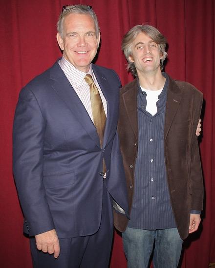 Gordon Elliott and Zak Berkman   Photo