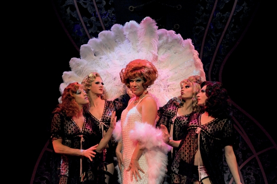 Photo Flash: La Cage Aux Folles at the Playhouse Theatre