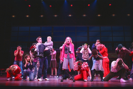 Photos: HIGH SCHOOL MUSICAL at Paper Mill Playhouse