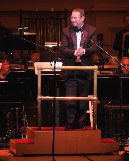 Conductor Eric Stern