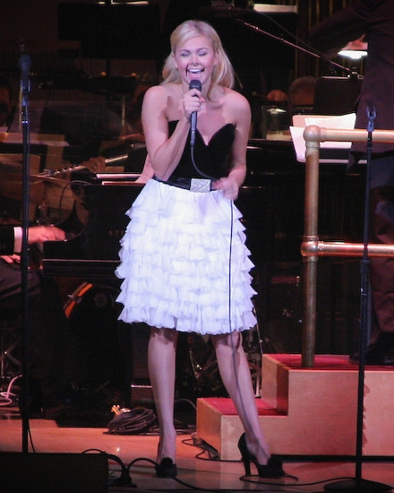 Photo Coverage: 'A LOVE LETTER TO NEW YORK' at Carnegie Hall