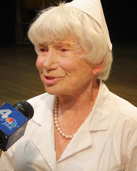 Photo Coverage: SOUTH PACIFIC Welcomes Edith Shain