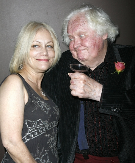 Lisi Tribble and Ken Russell   Photo