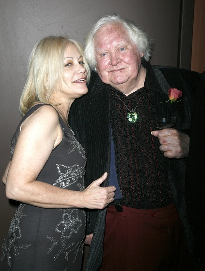 Lisi Tribble and Ken Russell