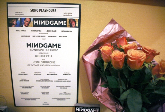 Photo Coverage: MINDGAME Opening Night