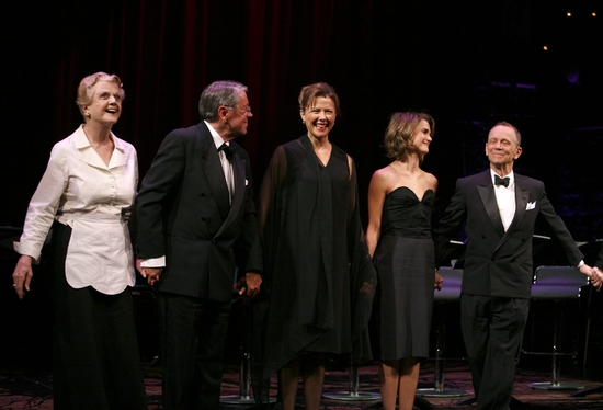 Angela Lansbury, Brian Bedford, Annette Bening, Keri Russell and Joel Grey