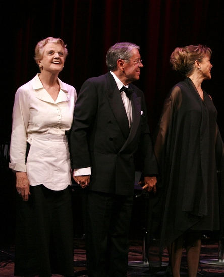 Angela Lansbury, Brian Bedford and Annette Bening