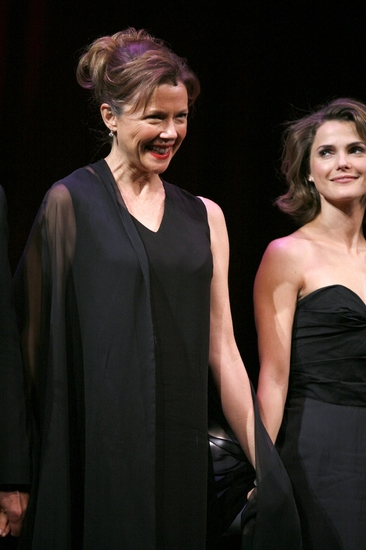 Annette Bening and Keri Russell