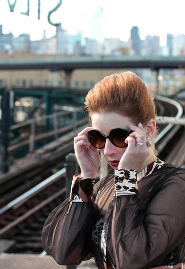 Photo Flash: The Diva-Lution of Molly Pope