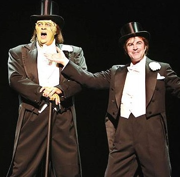 Young Frankenstein Celebrated First Year on Broadway 11/8