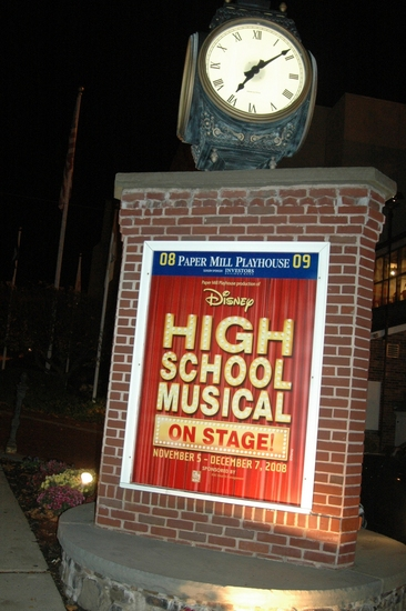 Photo Coverage: HIGH SCHOOL MUSICAL Opens at Paper Mill