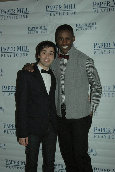 Dante Russo and Sean Samuels (Zeke Taylor)