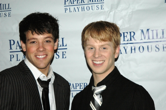 Taylor Frey and Logan Hart (Ryan Evans) Photo