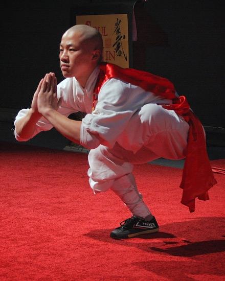 Yu Fei as Hui Guang