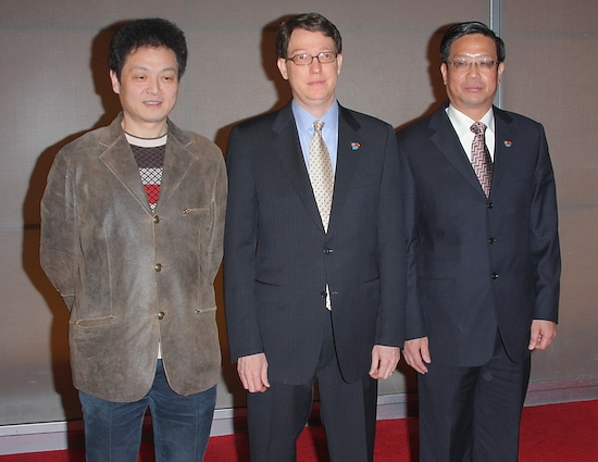 Xue Weijun (Director), Robert Nederlander, Jr. (Producer) , Li Zhi-Xiang (Producer)