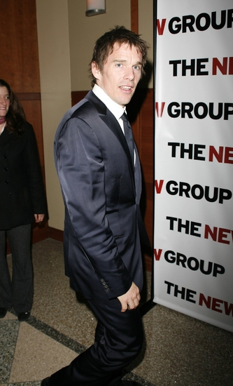 Photo Coverage: The New Group Honors Ethan Hawke