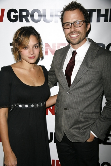Norah Jones and Jesse Harris at The New Group Honors Ethan Hawke