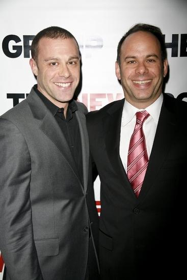 Matt Rausch and Andrew Polk