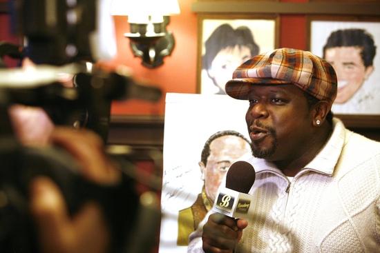 Photos: AMERICAN BUFFALO Meets The Press