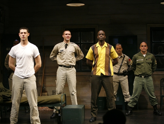 Hale Appleman, Charlie Hewson, Ato Essandoh, Cobey Mandarino, John Sharian, Larry Clarke and J.D. Williams