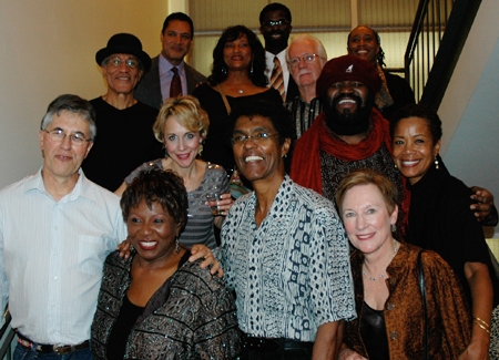 Photo Flash: Crossroads' IT AIN'T NOTHIN' BUT THE BLUES Opening Night