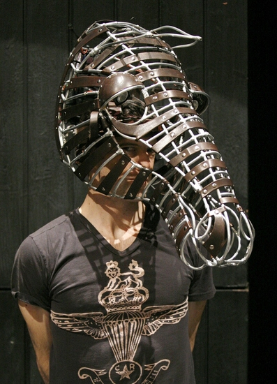 Photo Coverage: EQUUS Unveils Original 'Horse Head' Prop