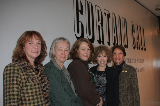 Jacqueline Z. Davis, Beverly Emmons, Heidi Ettinger, Carrie Robbins, and Joan Firestone
