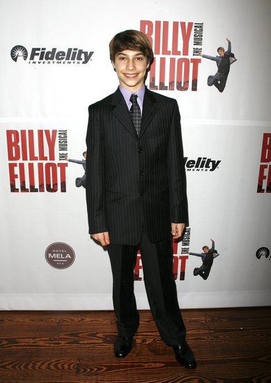 Photo Coverage: BILLY ELLIOT Opening Night Party