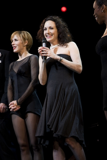 Photo Coverage: CHICAGO Celebrates 12 Years on Broadway