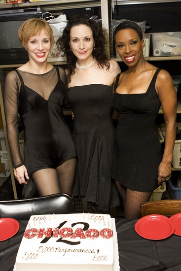 Charlotte d'Amboise, Bebe Neuwirth and Brenda Braxton
