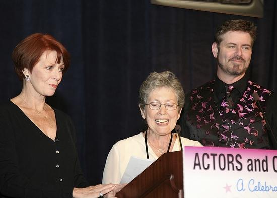 Karen Cadle, Jackie Joseph and B. Harlan Boll