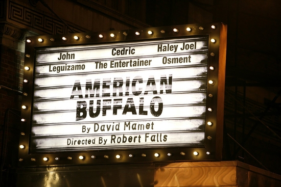 Photo Coverage: AMERICAN BUFFALO Arrivals