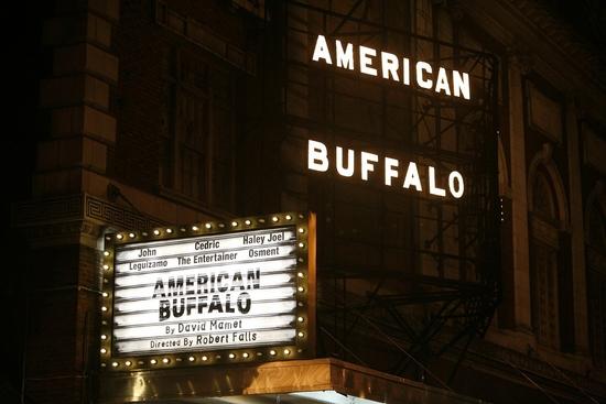 Photos: AMERICAN BUFFALO Arrivals