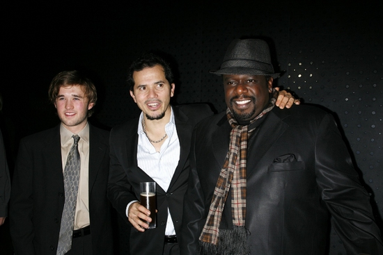 Haley Joel Osment, John Leguizamo and Cedric The Entertainer