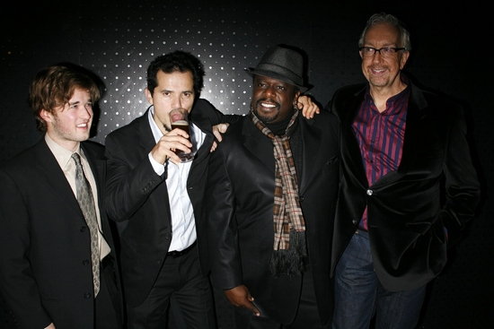 Haley Joel Osment, John Leguizamo, Cedric The Entertainer and Robert Falls