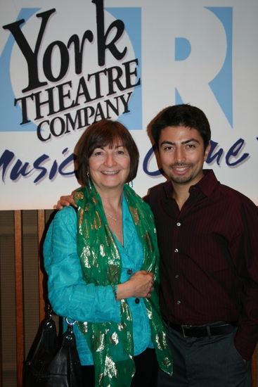 Lynne Taylor-Corbett (Director/Choreographer) and Shaun Taylor-Corbett