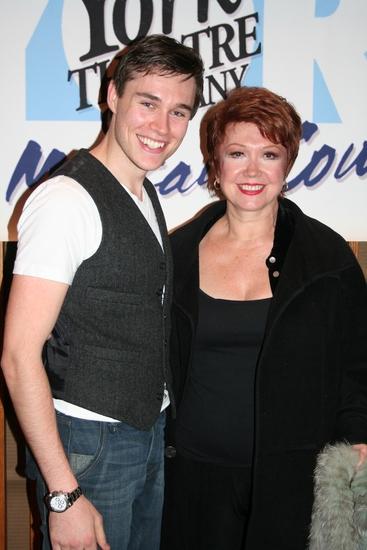Sam Underwood and Donna McKechnie