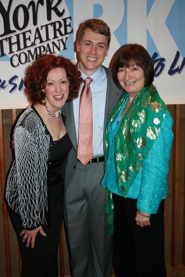 Karen Murphy, Shonn Wiley and Lynne Taylor-Corbett