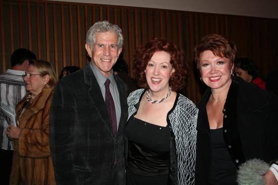 Tony Roberts, Karen Murphy and Donna McKechnie