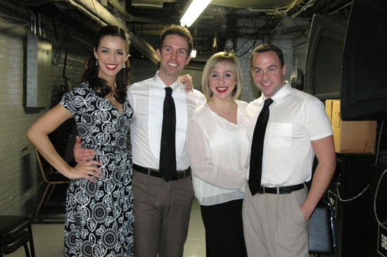Photo Coverage: BROADWAY UNPLUGGED Backstage and Party