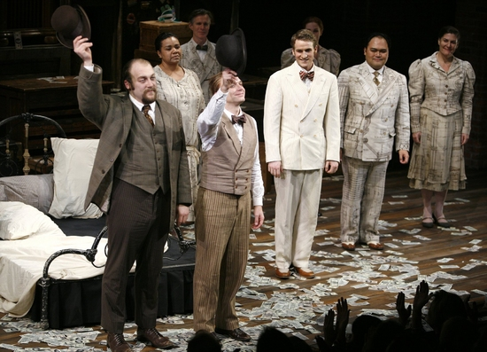 Photo Coverage: ROAD SHOW Curtain Call