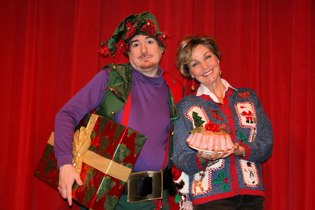 Downstage Revives Sedaris' The Santaland Diaries 12/17-1/4
