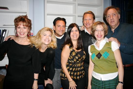Joy Behar, Kristen Johnston, Eugene Pack, Dayle Reyfel, Carson Kressley, Jackie Hoffm Photo