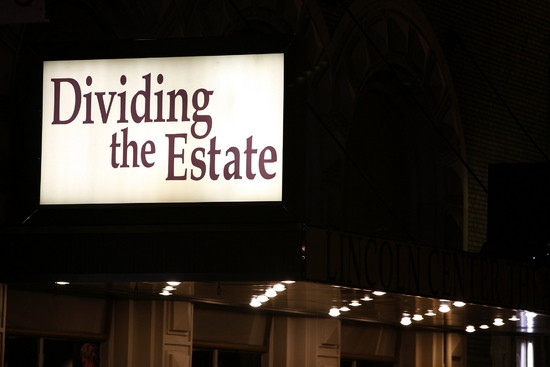 Photo Coverage: DIVIDING THE ESTATE Curtain Call